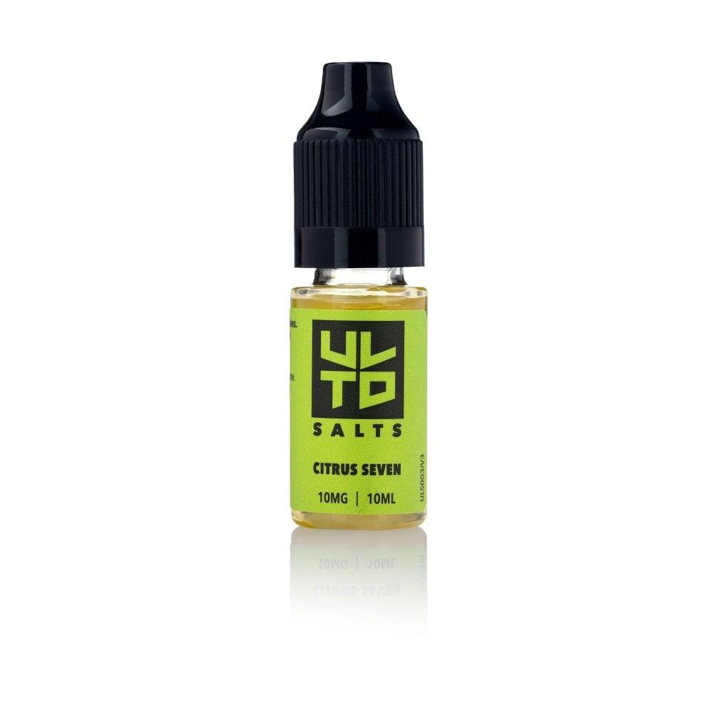 Citrus Seven E-Liquid by ULTD Salts Review